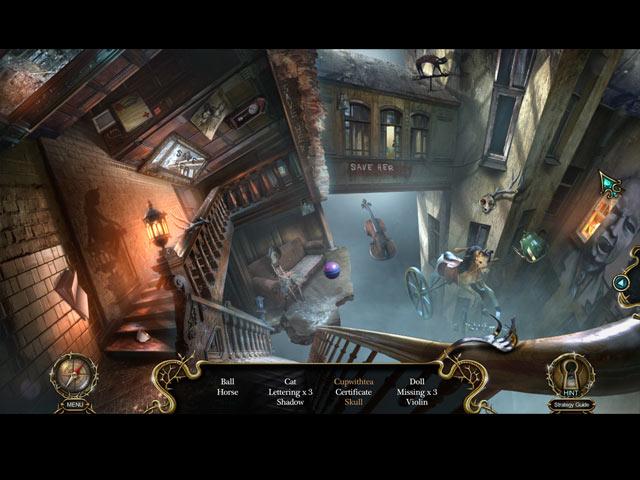 Haunted Hotel: Personal Nightmare - Screenshot 2