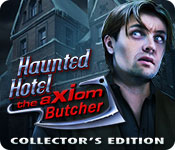 Haunted Hotel 11: The Axiom Butcher Collector's Edition Mac Game
