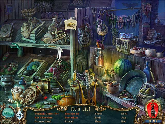 Game screenshot 1 Haunted Legends: The Bronze Horseman Collector's Edition