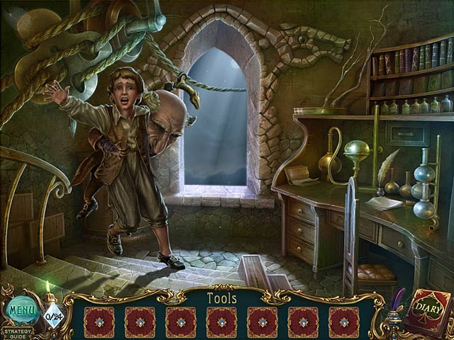 Game screenshot 2 Haunted Legends: The Bronze Horseman Collector's Edition