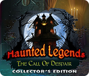 Feature screenshot game Haunted Legends: The Call of Despair Collector's Edition