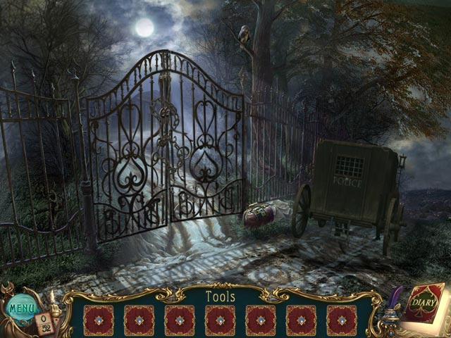 Video for Haunted Legends: The Queen of Spades Collector's Edition