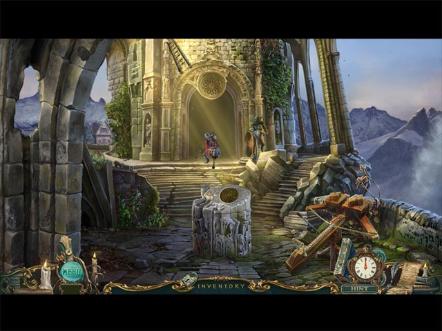 Game screenshot 2 Haunted Legends: The Curse of Vox