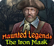 Haunted Legends: The Iron Mask