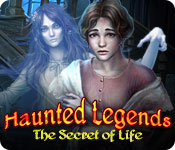Haunted Legends 7: The Secret of Life - Mac