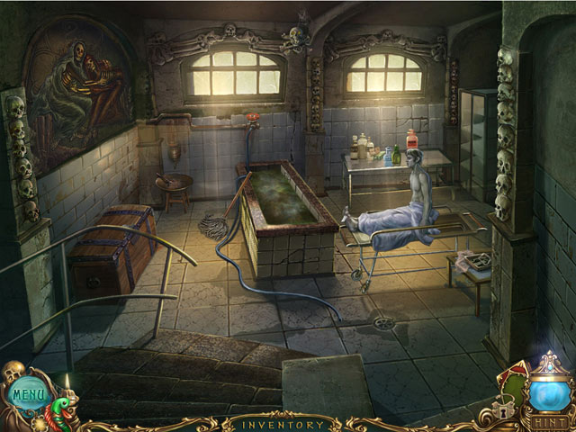 Game screenshot 2 Haunted Legends: The Undertaker