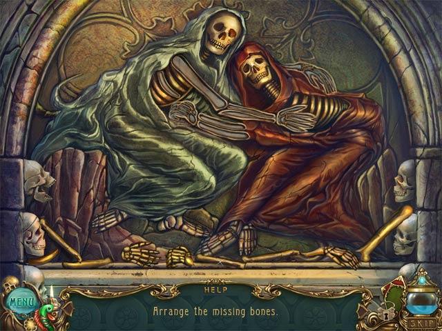 Game screenshot 3 Haunted Legends: The Undertaker