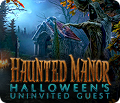 Haunted Manor: Halloween's Uninvited Guest Walkthrough