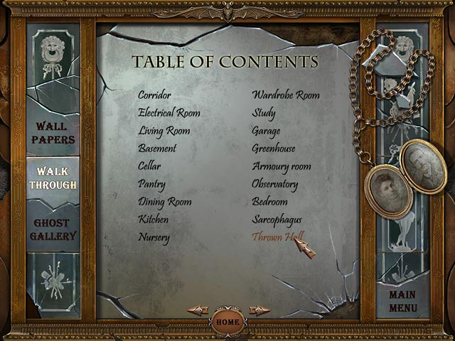 Game screenshot 2 Haunted Manor: Lord of Mirrors Collector's Edition