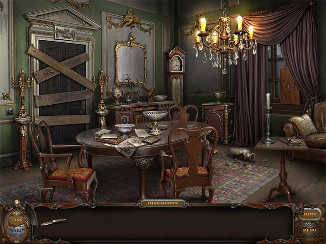 Haunted Manor Lord Of Mirrors Gt Ipad Iphone Android