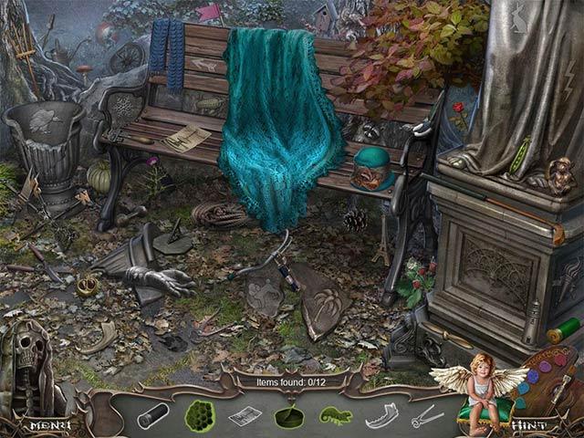 Game screenshot 3 Haunted Manor: Painted Beauties