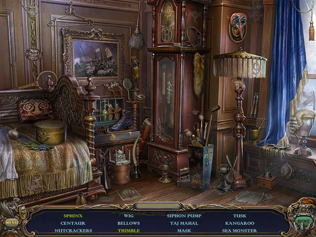 Game screenshot 2 Haunted Manor: Queen of Death Collector's Edition