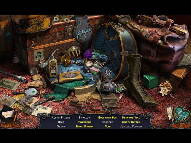 Game screenshot 1 Haunted Train: Spirits of Charon