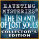 Haunting Mysteries: The Island of Lost Souls Collector's Edition -