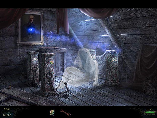Haunting Mysteries: The Island of Lost Souls Collector's Edition Screenshot-2