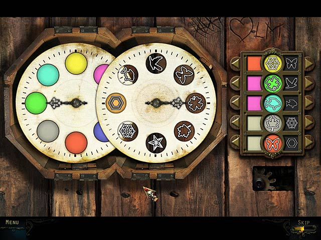 Game screenshot 1 Haunting Mysteries: The Island of Lost Souls