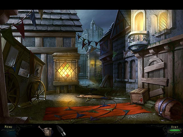 Game screenshot 2 Haunting Mysteries: The Island of Lost Souls