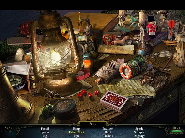 Game screenshot 3 Haunting Mysteries: The Island of Lost Souls