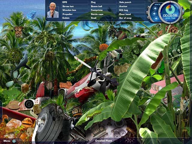 Game screenshot 1 Hawaiian Explorer 2: Lost Island