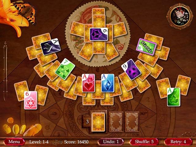 Game screenshot 3 Heartwild Solitaire