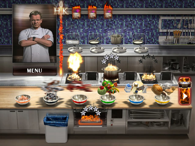 Game screenshot 1 Hell's Kitchen