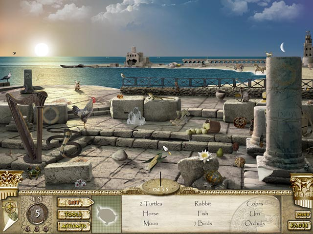 Game screenshot 1 National Geographic  presents: Herod's Lost Tomb
