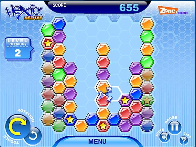 Game screenshot 2 Hexic Deluxe