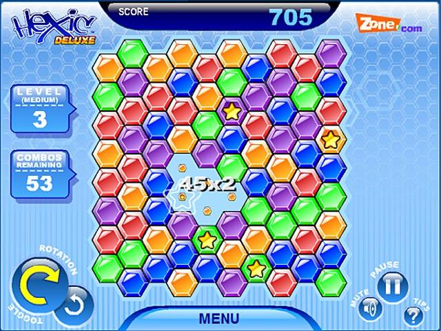 Game screenshot 3 Hexic Deluxe