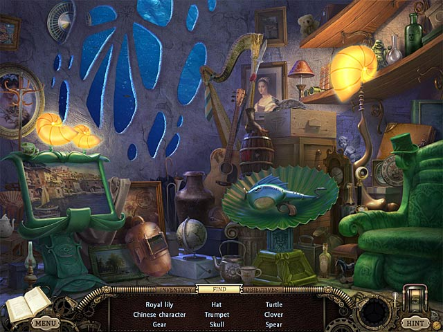Game screenshot 2 Hidden Expedition: The Uncharted Islands
