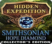 Smithsonian &#038; Big Fish Collaborate to Create a Hope Diamond <br />based PC, Mac and iOS adventure game!