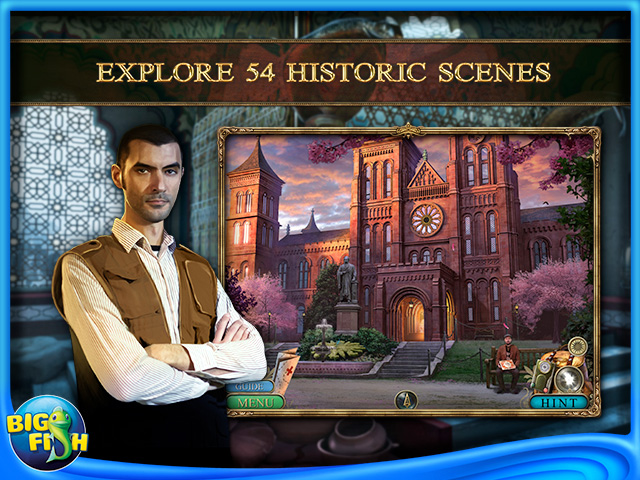HE: Smithsonian Hidden Object v1.0 Full/Unlocked скачать бесплатно.