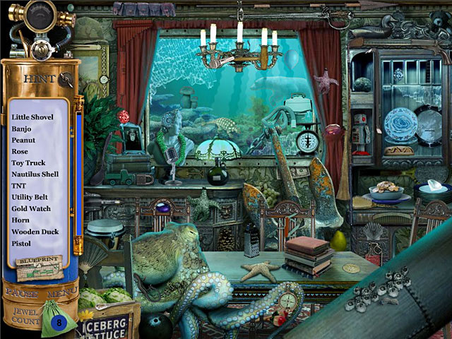 Hidden Object Games - 100% Free Hidden Object Games ...