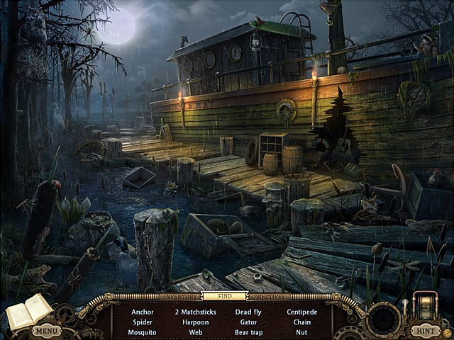 Hidden Expedition: The Uncharted Islands Collector's Edition – Mac Screenshot-1