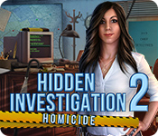 Feature screenshot game Hidden Investigation 2: Homicide