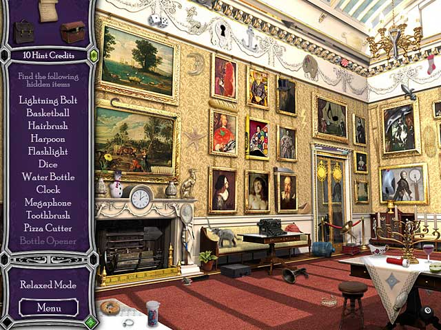 Game screenshot 3 Hidden Mysteries ®: Buckingham Palace
