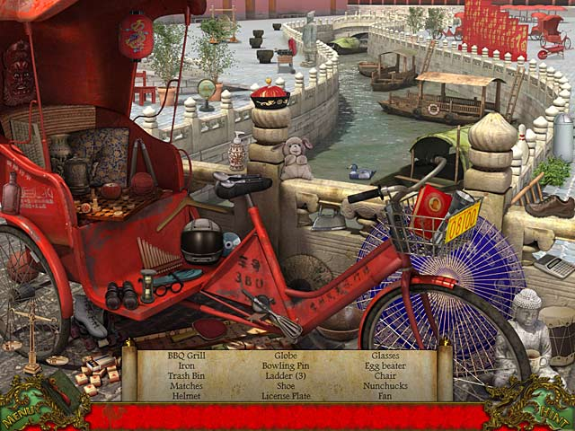 Game screenshot 1 Hidden Mysteries: The Forbidden City