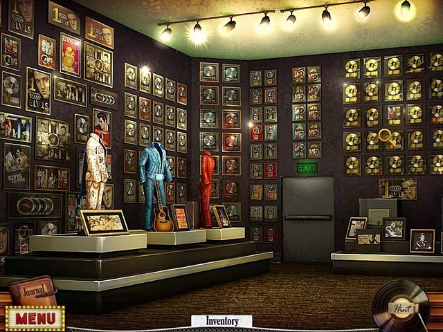 Game screenshot 1 Hidden Mysteries®: Gates of Graceland®