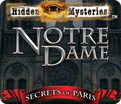 Hidden Mysteries: Notre Dame - Secrets of Paris (BFG Version)
