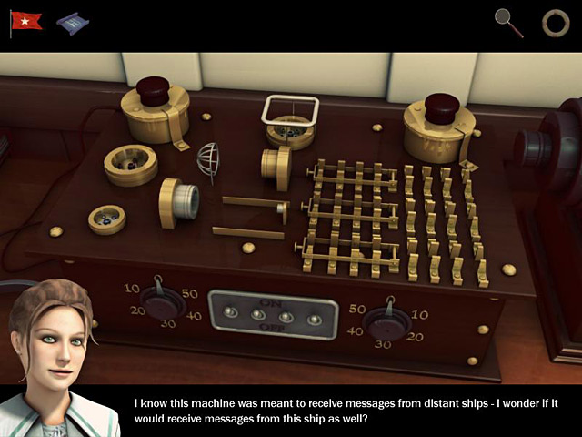 Game screenshot 2 Hidden Mysteries®: The Fateful Voyage - Titanic