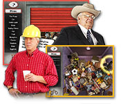 Hidden Object Adventures: Storage Smackdown - Mac
