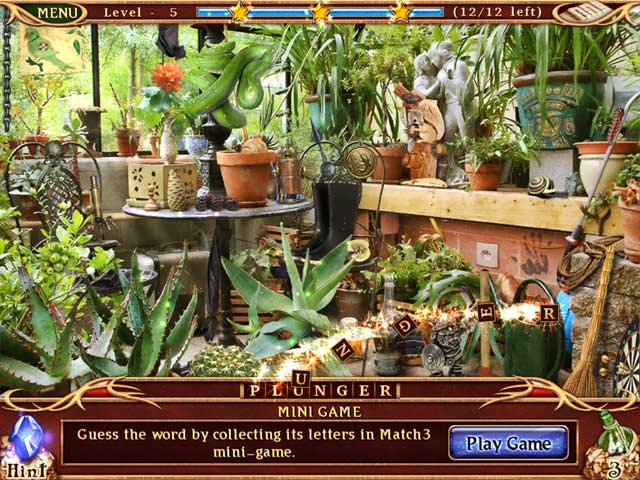 Hidden Object Crosswords 2 img