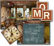 Hidden Object Crosswords - Mac