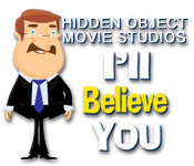 Feature screenshot game Hidden Object Movie Studios: I'll Believe You