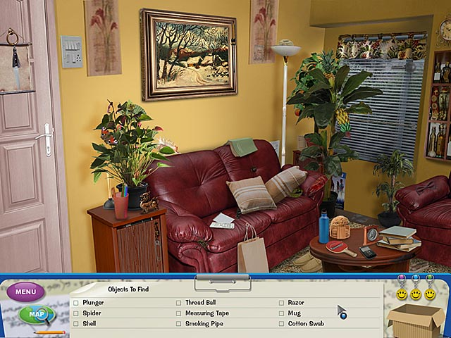 Game screenshot 1 Hidden Object Movie Studios: I'll Believe You