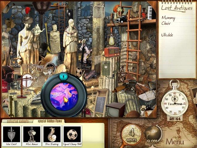 Game screenshot 2 Hidden Relics