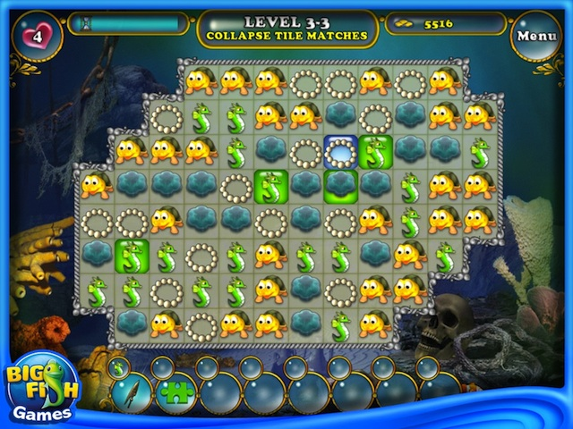Hidden wonders of the depths 2 ipad iphone android for Big fish games android