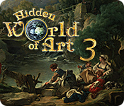 Feature screenshot game Hidden World of Art 3