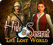 Hide and Secret: The Lost World Walkthrough