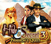 Hide & Secret 3: Pharaoh's Quest Walkthrough