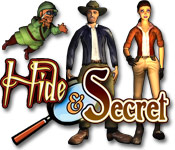 Hide and Secret - Mac